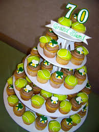 tennis cake toppers 70th birthday cake toppers and decorations creative ideas
