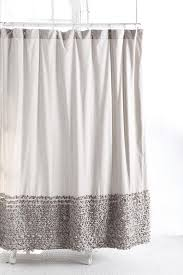 curtain ruffle linen shower incredible the best curtains ideas on