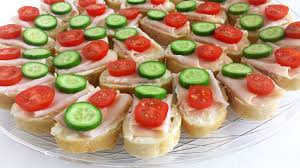 how to canapes how to canapes 28 images one thousand looks cucumber and tuna