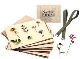 flower press natures pressed flower leaf press 7 x 9 nature press for