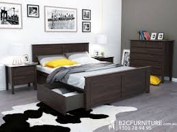 Contemporary Black King Bedroom Sets Bedrooms Bedroom Sets Clearance Queen Size Bed Sets Nightstand