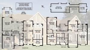 family home floor plans modern family house plans adhome