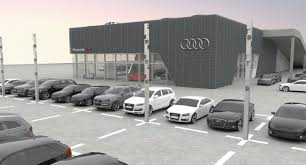 audi dealership benfield construct 5 7 million audi dealership in sunderland