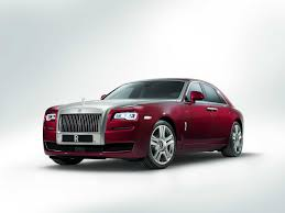 roll royce thailand rolls royce motor cars unveils ghost series ii to the world at