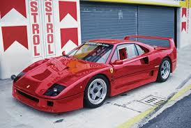 f40 suspension f40 gt car of the day concours of elegance
