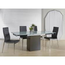 modern quadrato extension dining table