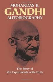 mohandas gandhi biography essay the story of my experiments with truth wikipedia