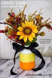 Fall Vase Ideas 33 Mason Jar Crafts For Fall Diy Joy