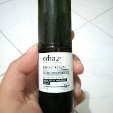 Serum Erha erha serum vitamin c kesehatan kecantikan rias wajah di carousell