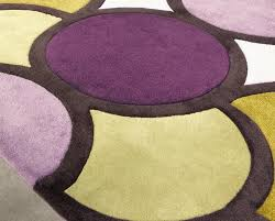 purple accent rugs purple and green rug roselawnlutheran