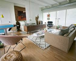 Apartment Living Room Design Awesome Anjie Cho West Village - Living room apartment design