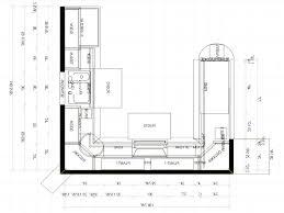 kitchen floor plans island kitchen u shaped kitchen floor plans cabinet island plan best