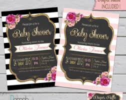 baby shower invites for girl party printables invitations and more by damabdigital on etsy