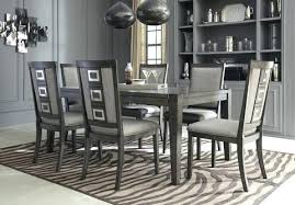 tall dining room table and chairs counter height dining room table