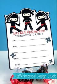 blank invitations birthday party party fill in the blank