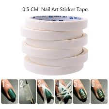 how to do french nails with tape u2013 great photo blog about manicure