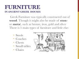 Interior Design Facts by Ancient Greece Interior Design U0026 Furniture