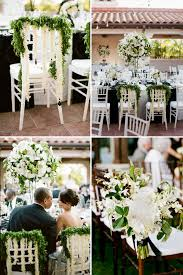 pretty wedding decorations garden wedding ideas decorations