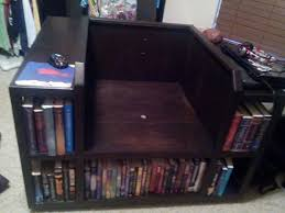 How To Build Your Own Bookshelf How To Build A Biblio Chair Page 1