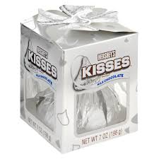 7 oz kisses milk chocolate hersheys store