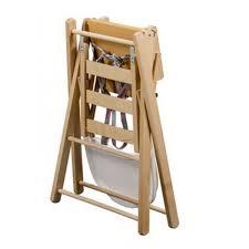 chaise haute pliante b b mignon chaise haute pliante b combelle vernis naturel bb