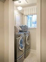 upstairs laundry room laundry laundry rooms and trash bins