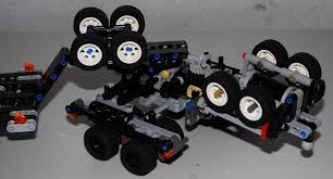 Entry5 by Triple Swing Wing Trailer And Tractor Lego Technic Mindstorms