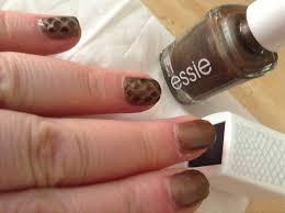 repstyle print nail polish