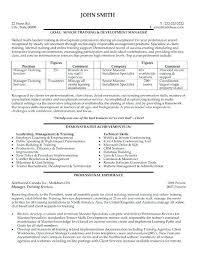 administration manager resume sample assistant manager resume