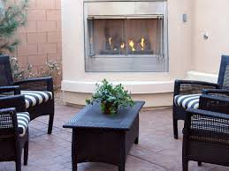 Outdoor Fireplace by Outdoor Gas Fireplaces Hgtv