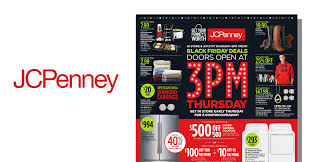 jcpenney black friday 2016 ad posted blackfriday fm