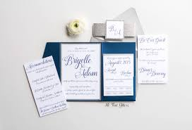 briyelle enchanted wedding invitation suite all that glitters