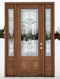 Exterior Entry Doors With Glass Kitchen Exterior Entry Doors With Sidelights Collage Of