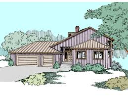 tri level home castlewood creek tri level home plan 085d 0840 house plans and more
