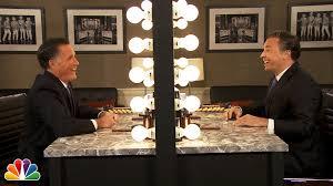 mitt in the mirror