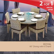 60 inch round outdoor dining table beige dining table