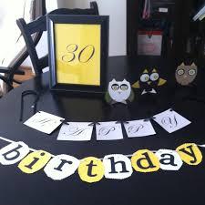30th birthday decorations birthday decorations for mens 30th hnc
