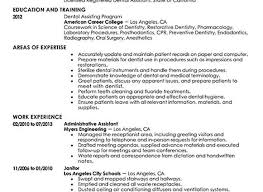 dental assistant resume samples dental assistant resume sample