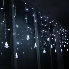 tree pendant led string light indoor room decoration