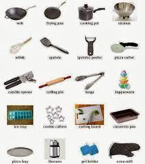ustensiles de cuisines les ustensiles de cuisine et leur nom recherche noe