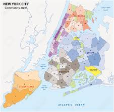 New York Crime Map by New York City Neighborhoods Map Wod Gotham New York City Maps Nyc
