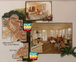 100 bay lake tower one bedroom villa floor plan bay lake