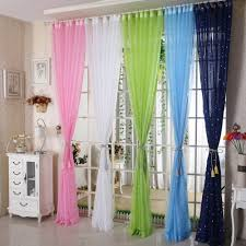 Jcpenney Silk Curtains by Fascinating Graphic Of Breeziness White Panel Curtains Pleasing