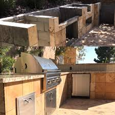 Outdoor Kitchen Bbq Bbq Concepts Outdoor Kitchen Remodel Project Bbq Concepts