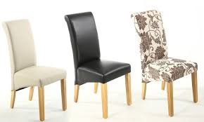 Patterned Dining Chairs Leather Or Fabric Dining Chairs Groupon Goods