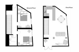Upside Down Floor Plans The Upside Down House Falmouth Holiday Homes