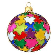 puzzle ornament ornaments callisters callisters