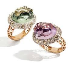 pomellato anelli anelli pomellato i modelli pi禮 belli foto e prezzi beautydea