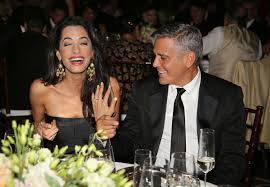 george clooney wedding george clooney wedding what his friends say about amal alamuddin
