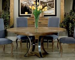 round dining room tables with self storing leaves round table with self storing leaves gray bleached oak wood
